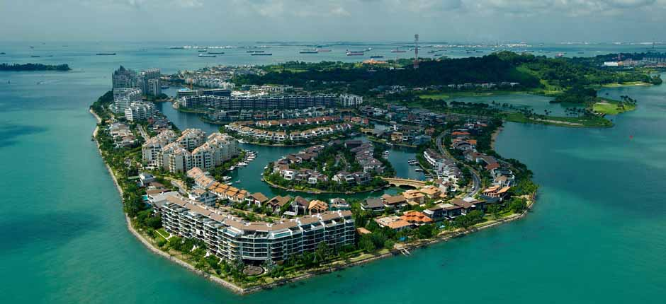 Listings for Sale and Rent Sentosa Cove Houses Condo