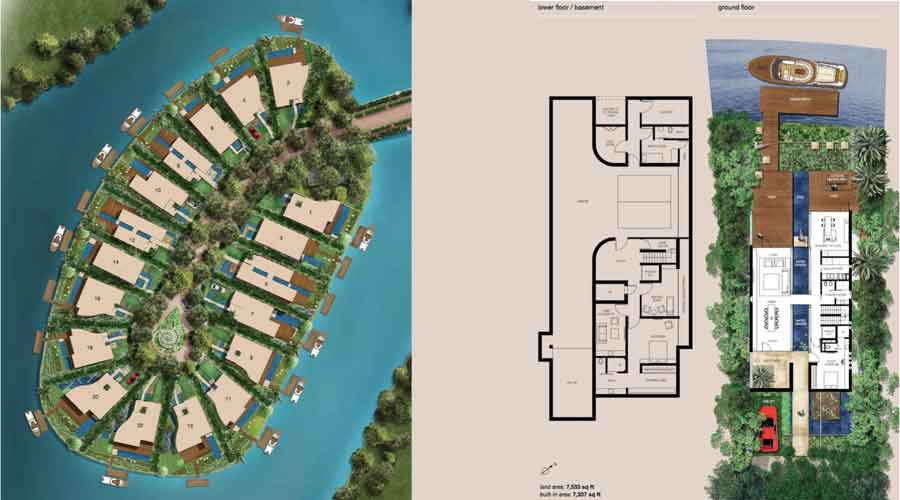 Sandy Island Sentosa Cove For Sale And Rent