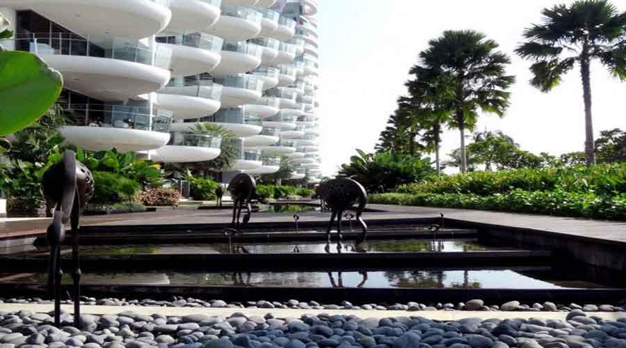 Seascape-facade