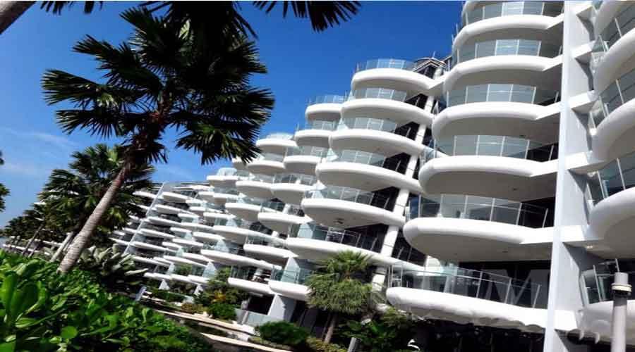 Seascape Facade 5