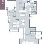 Type B - 4 Bedroom