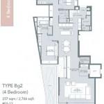 Type Bg2 - 4 bedroom