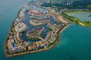 Sentosa Cove Condominiums